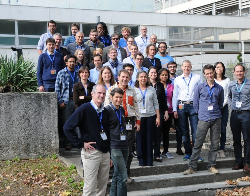 Participants of the RheoSAS workshop at the ILL. Copyright: ILL/S. Claisse