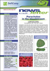 SoftComp Newsletter Issue No 2, published June 2006 (pdf, 1,3 MB)