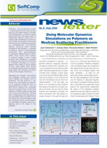 SoftComp Newsletter Issue No 6, published September 2008 (pdf, 1,3 MB)