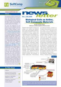 SoftComp Newsletter Issue No 7, published February 2009 (pdf, 1 MB)