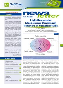 SoftComp Newsletter Issue No 9, published December 2011 (pdf, 1,5 MB)