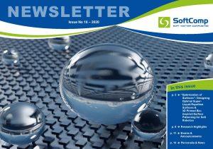 SoftComp Newsletter Issue No 16, published by Forschungszentrum Jülich GmbH, September 2020